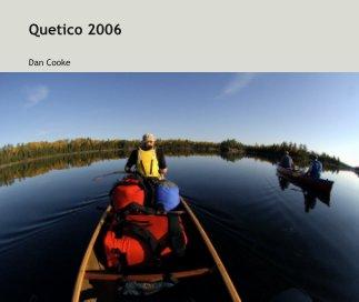 Quetico 2006 book cover