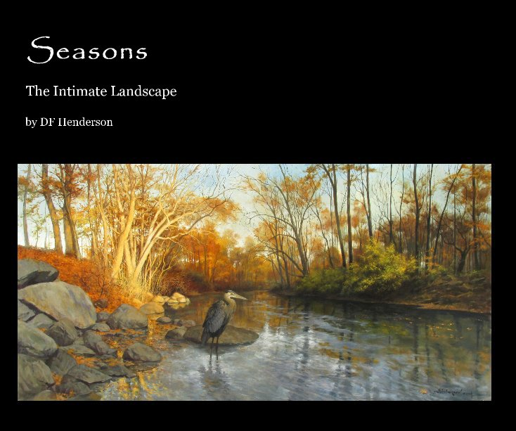 View Seasons by DF Henderson