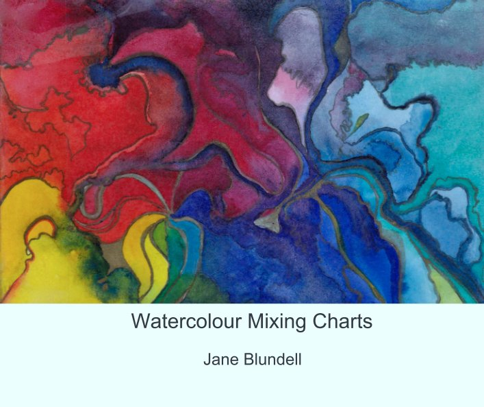 View Watercolour Mixing Charts by Jane Blundell