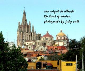 San Miguel de Allende book cover