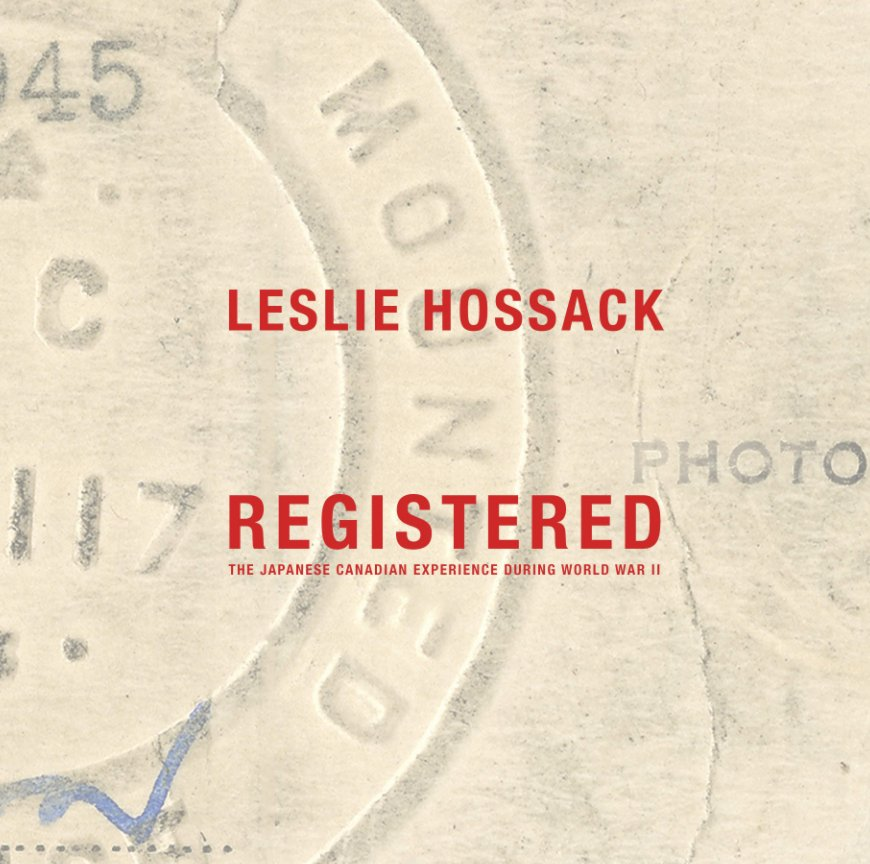 View REGISTERED by Leslie Hossack