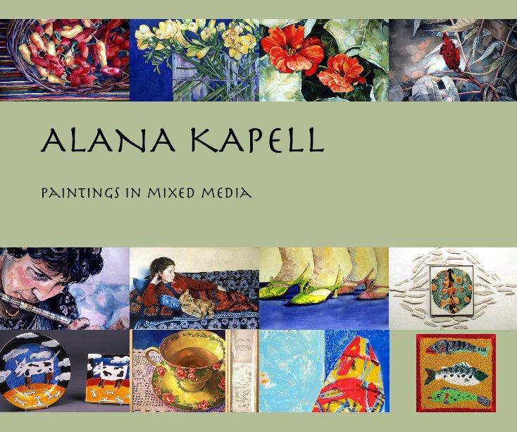 View ALANA KAPELL by Alana Kapell