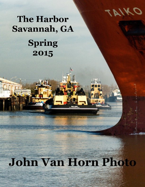 View The Harbor, Savannah, GA by John Van Horn