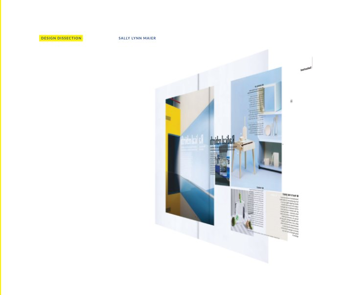 View Design Dissection by Sally Lynn Maier
