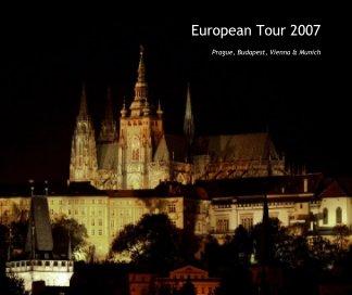 European Tour 2007 book cover