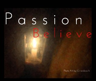 Passion Believe book cover