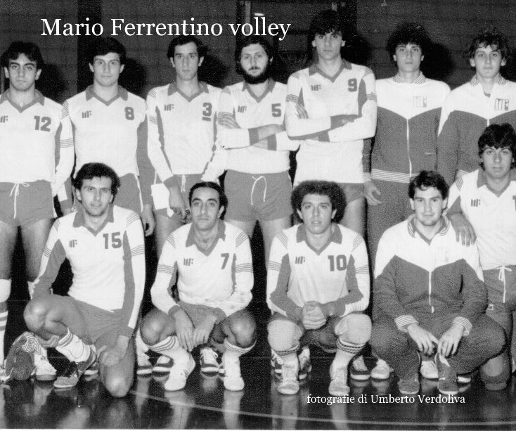 View Mario Ferrentino volley by fotografie di Umberto Verdoliva
