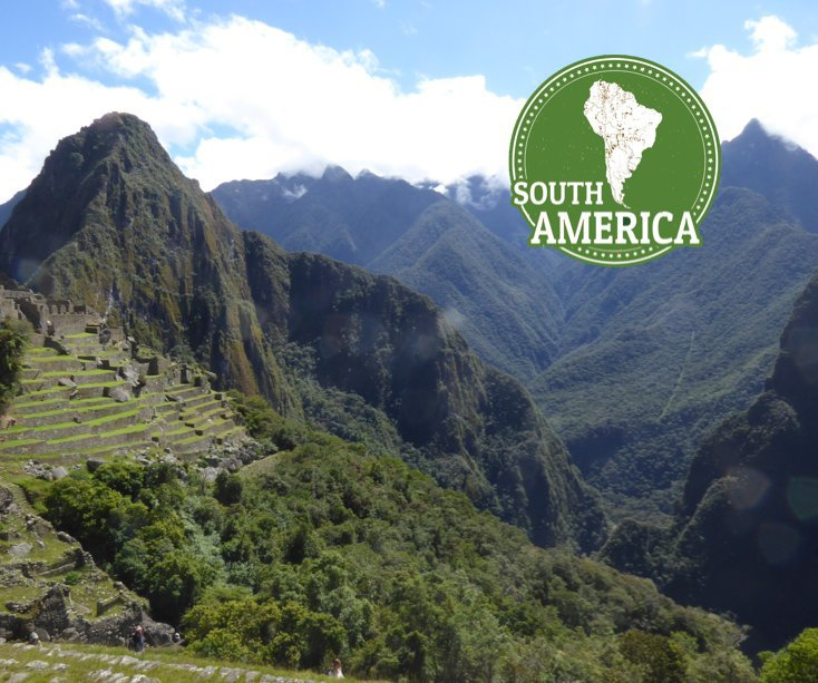 View South America by Sue Norrie