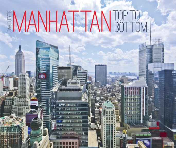 View Manhattan Top to Bottom by David Dyte