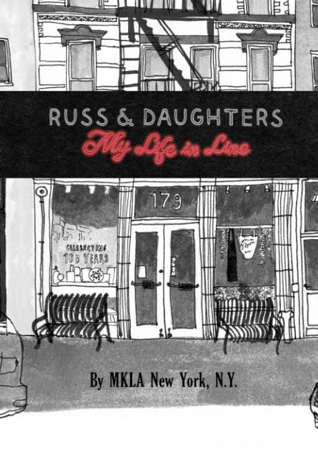 View Russ & Daughters by Mikayla Butchart