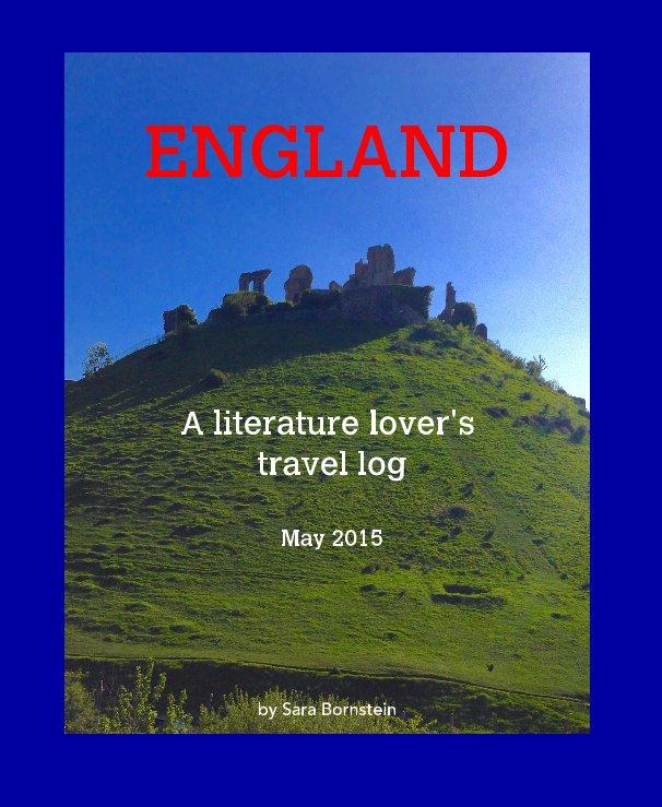 View ENGLAND by Sara Bornstein