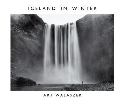 Iceland in Winter book cover