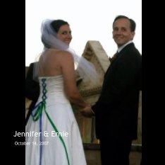 Jennifer And Ernie book cover