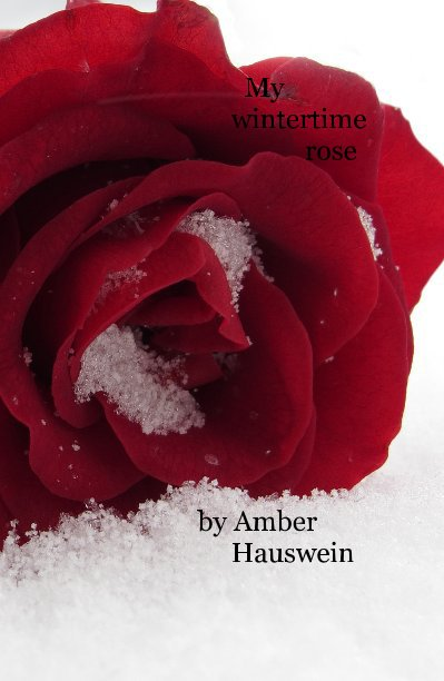 View My wintertime rose by Amber Hauswein