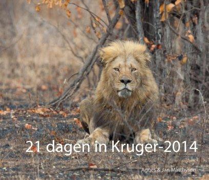 Kruger book cover