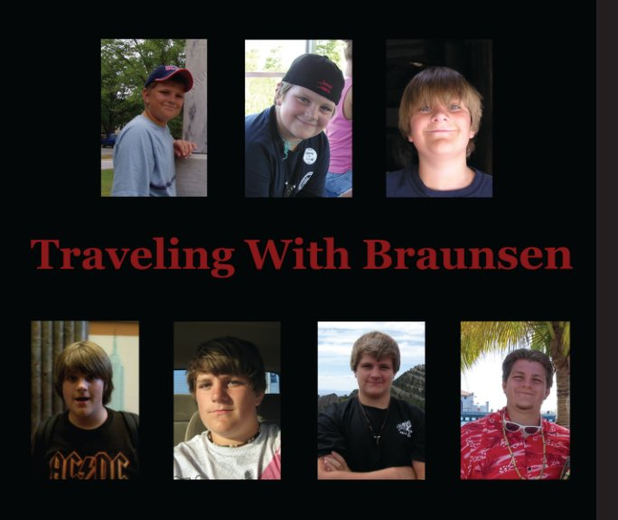 View Travels With Braunsen by Sheri Tiner