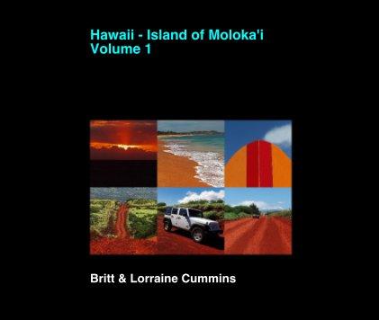 Hawaii - Island of Moloka'i Volume 1 book cover