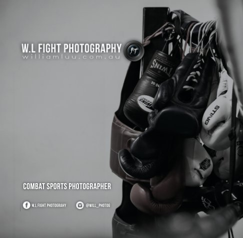 """View W.L Fight Photography: Soft cover 7""""x7"""" 2014-2015 by William Luu"""