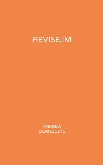 View Revise.im - Physics by Andrew Deniszczyc