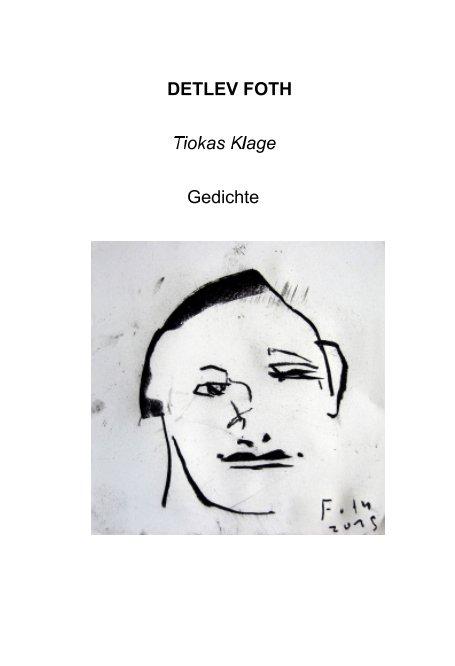 Tiokas Klage nach Detlev Foth anzeigen