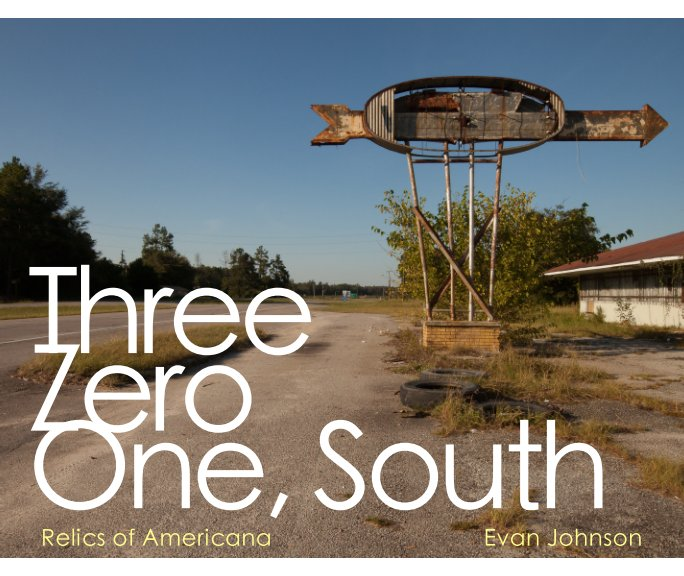 View Three Zero One, South - PAPERBACK by Evan Johnson