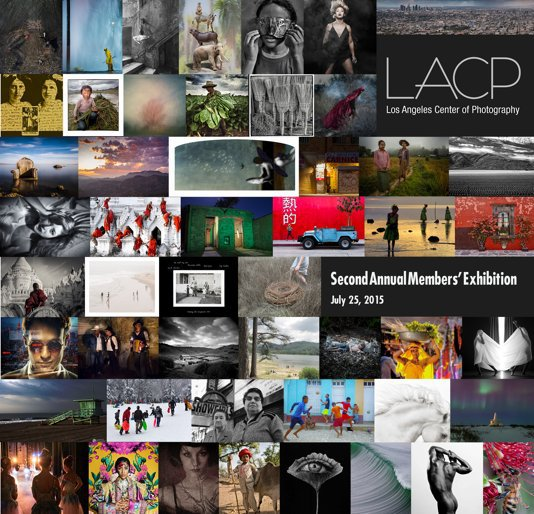 View Second Annual Members' Exhibition by LACP
