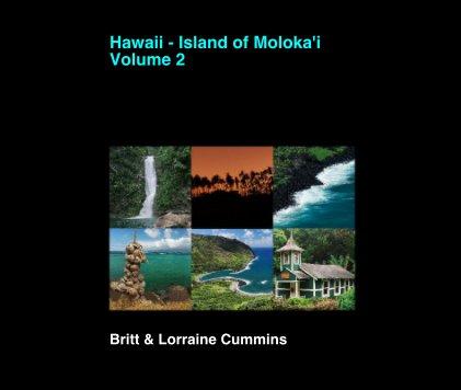 Hawaii - Island of Moloka'i Volume 2 book cover