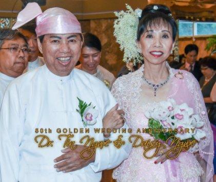 50th Wedding Anniversary book cover
