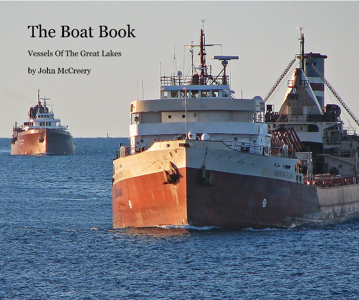 View The Boat Book by John McCreery