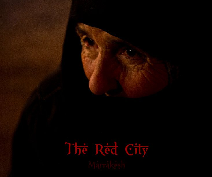 View The Red City by Alex Cudby