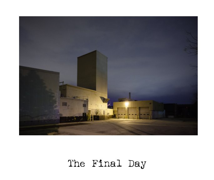 View The Final Day by Chris Norris