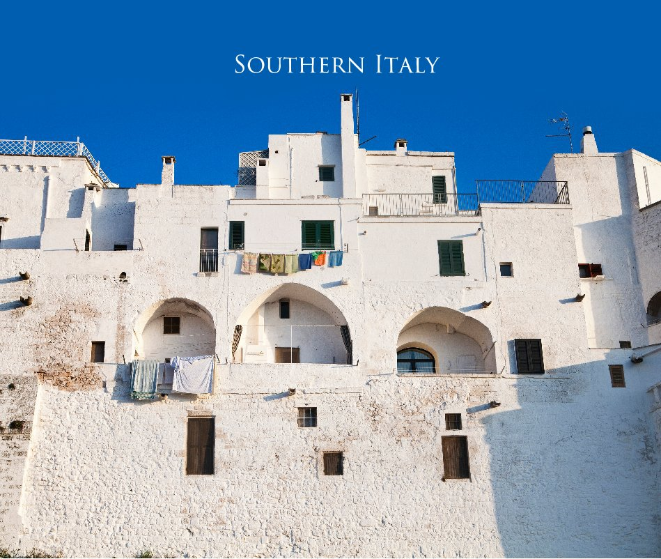 View Southern Italy by Kateri Likoudis & Francis Cratil