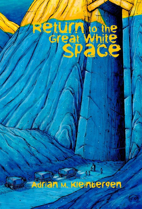 View Return to the Great White Space by Adrian M. Kleinbergen