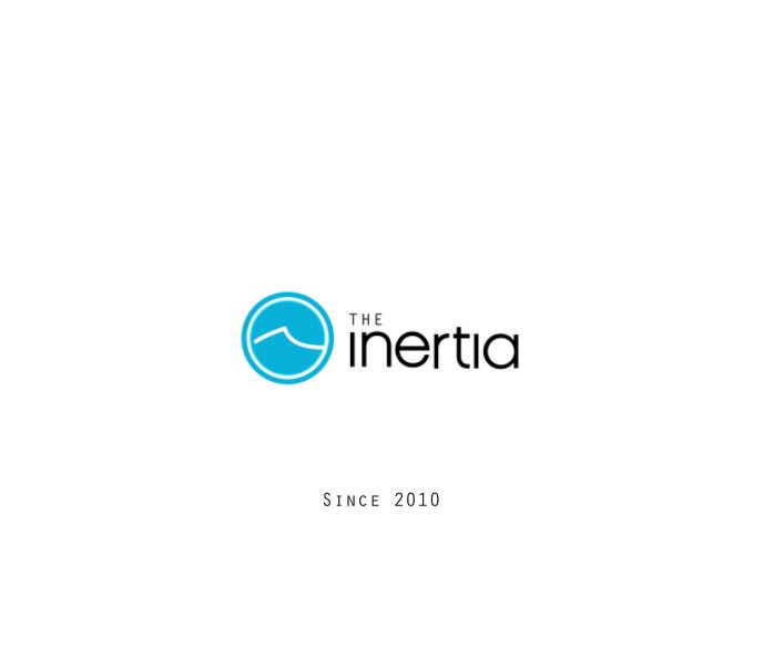 View The Inertia Limited Edition 5-Year Anniversary Book by The Inertia