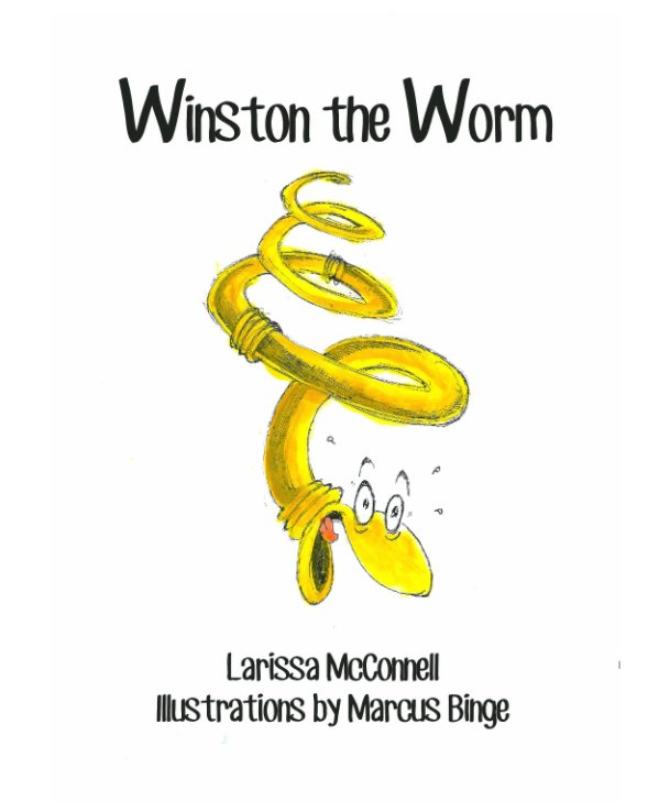 View Winston the Worm by Larissa McConnell