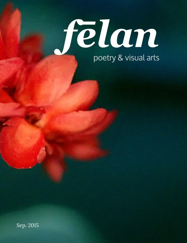 View fēlan - issue 1, Love by Jennifer Nichole Wells