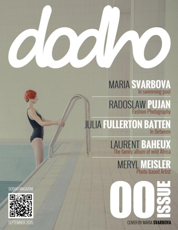 View Dodho Magazine #00 by Dodho Magazine