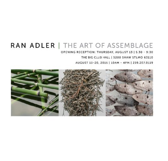 View Ran Adler: The Art of Assemblage by Ran Adler
