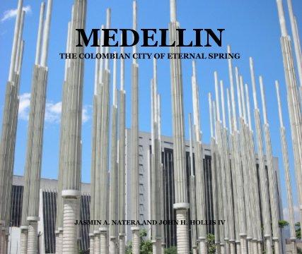 MEDELLIN book cover
