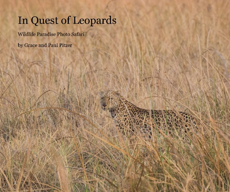 View In Quest of Leopards by Grace and Paul Pitzer