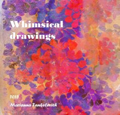 whimsical drawings book cover