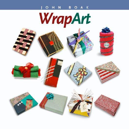 View Wrap Art by John Boak
