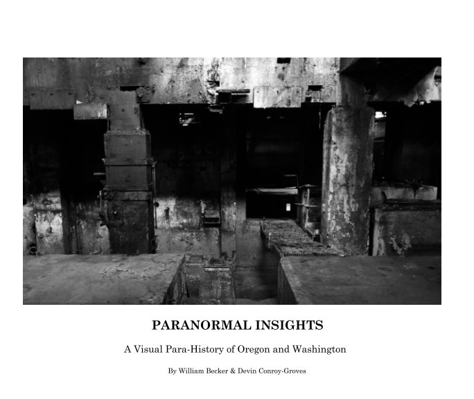 View PARANORMAL INSIGHTS by William Becker, Devin Conroy-Groves
