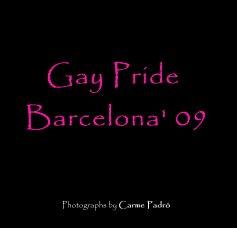Gay Pride Barcelona' 09 book cover