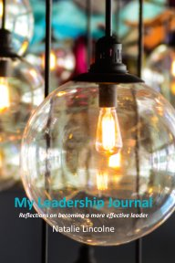 My Leadership Journal book cover