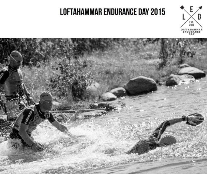 View Loftahammar Endurance Day 2015 by Mattias Evald & Kristina Westring