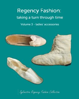 Regency Fashion: taking a turn through time book cover
