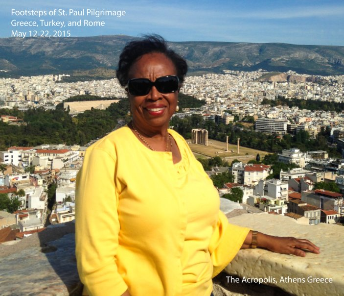 View Footsteps of St. Paul Pilgrimage by Ron Thomas