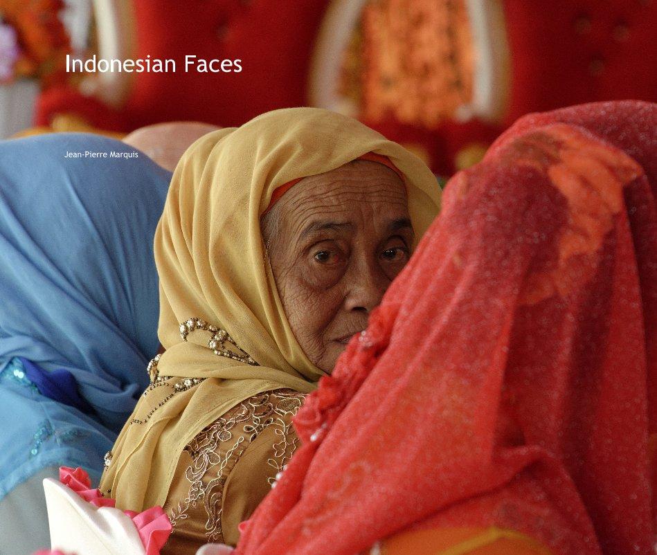Indonesian Faces nach Jean-Pierre Marquis anzeigen