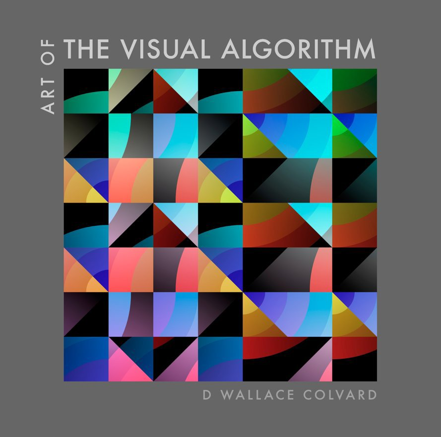 View Art Of The Visual Algorithm by FINE ART IMPRESSIONS